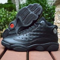 Nike AIR Jordan 13 AJ13 fashion men's and women's high-top skateboarding shoes basketball shoes sports casual shoes 3