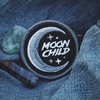 Moon Child Patch | Jeff Finley