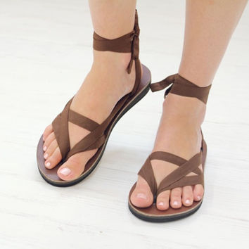 Ribbon Sandals Base