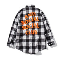 Wholsale women or men ASSC shirt 501965868-0102