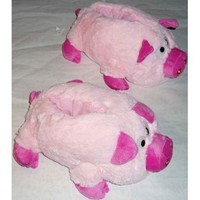 Cosies Womens 24592309 Pink Pig 3d Novelty Slippers: Amazon.co.uk: Shoes & Accessories