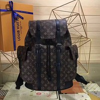 lv louis vuitton shoulder bag lightwight backpack womens mens bag travel bags suitcase getaway travel luggage 59