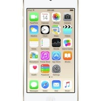 Buy Apple iPod Touch 6th Generation 32GB - Gold at Argos.co.uk - Your Online Shop for iPod.