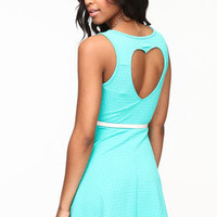 Heart Thief Bow Dress - LoveCulture