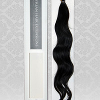 100% RAW Unprocessed Brazilian Natural Wave Virgin Remy Human Hair Extensions