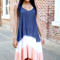on the road - reef dress