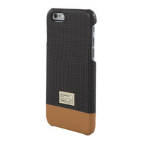 Hex: Focus Case For iPhone 6 - Black Woven Leather (HX1752-BKWV)