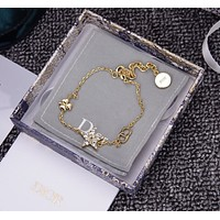 dior woman fashion accessories fine jewelry ring chain necklace earrings 4