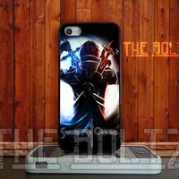 Sword Art Online for iPhone 4/4s/5/5s/5c - iPod 4/5 - Samsung Galaxy s3 i9300/s4 i9500 - Rubber/Plastic