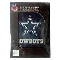 NFL Dallas Cowboys Playing Cards