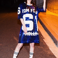 Tom Ford Jersey Sequin