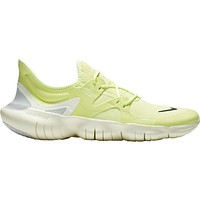 Nike Free RN 5.0 Luminous Green Black Sail Yellow AQ1289 300 Mens Running Shoes