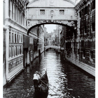 Venice Canal Print by Cyndi Schick at AllPosters.com