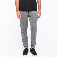 Hurley Dri-Fit Grunge Mens Jogger Pants Black  In Sizes