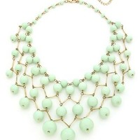 All About Bauble Necklace