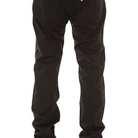 Levis The 511 Pants in Rinsed Twill Black : Karmaloop.com - Global Concrete Culture
