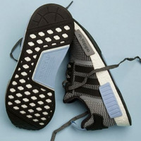"""""""Adidas"""" NMD Trending Fashion Casual Sports Shoes Grey"""