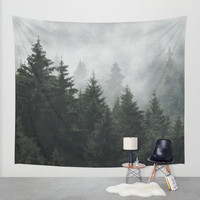 Waiting For Wall Tapestry by Tordis Kayma | Society6