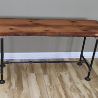 The Commodore's Desk Reclaimed Wood