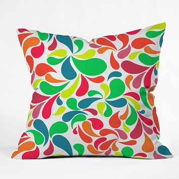 Rebecca Allen Acapulco Throw Pillow