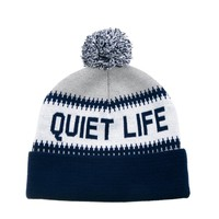 The Quiet Life | The Quiet Life Flake Bobble Hat at ASOS