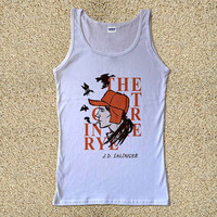 The Catcher In The Rye for Tank Top Mens and Tank Top Girls