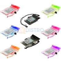 Color Waterproof Pouch Dry Bag Case Cover For iPod Touch 5th 4th Gen 5G 4G 5 4