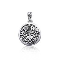 Bling Jewelry Sunny Side Pendant