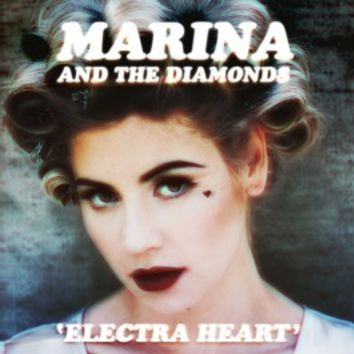 Marina and the Diamonds Official U.S. Store - Electra Heart CD