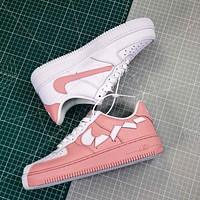 Hot Nike Air Force 1 Low Af1 White/pink