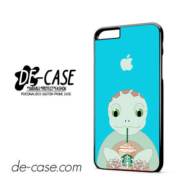 I Love Starbucks Turtle DEAL-5487 Apple Phonecase Cover For Iphone 6/ 6S Plus