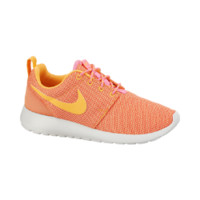Nike Roshe Run Women's Shoes - Pink Glow