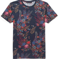 Marc by Marc Jacobs Wichita Floral-Print Cotton-Jersey T-shirt | MR PORTER