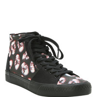 Iron Fist Skull Of Doom Hi-Top Sneakers