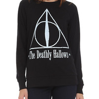 Harry Potter Deathly Hallows Girls Pullover