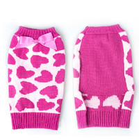 Hot Deal Winter Pet's Accessory Christmas Pets Sweater Butterfly Pet's Apparel [8872715526]