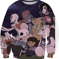 Undertale Pacifist Crewneck