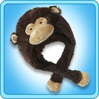 Hats :: Monkey Hat - My Pillow Pets® | The Official Home of Pillow Pets®
