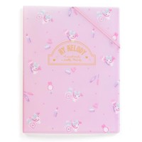 My Melody A4 Clear File Holder In Happiness Girl Sanrio Japan - VeryGoods.JP