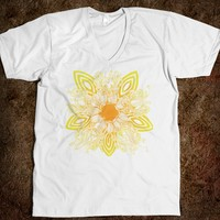 SunnyFloral - Grab a Shirt - Skreened T-shirts, Organic Shirts, Hoodies, Kids Tees, Baby One-Pieces and Tote Bags