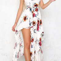 Ida Maxi Playsuit