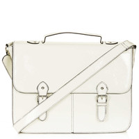 Large Edge Paint Satchel - New In This Week - New In - Topshop USA