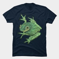 Tree Frog T Shirt By Myartlovepassion Design By Humans