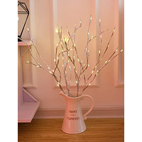 1pc Tree Branch Shaped Lamp