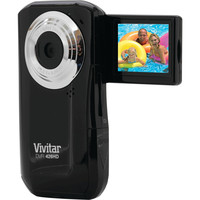 Vivitar 5.1 Megapixel Dvr426 Digital Video Camera (black)