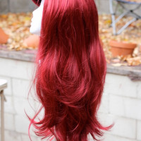 Little Mermaid Style Wig (Siren's Grotto version, designed by Traci Hines)