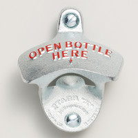 Wall Mounted Bottle Opener - World Market