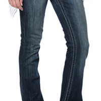 Almost Famous Brett Dark Wash Bootcut Jeans