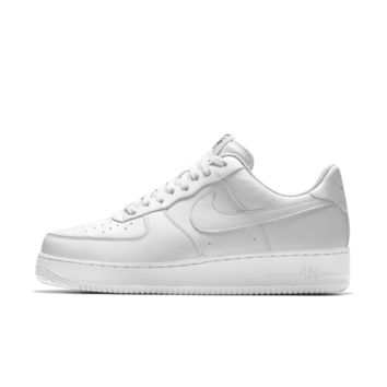 The Nike Air Force 1 Low iD Shoe.