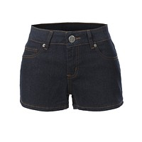 Casual Denim Jean Shorts with Pockets (CLEARANCE)